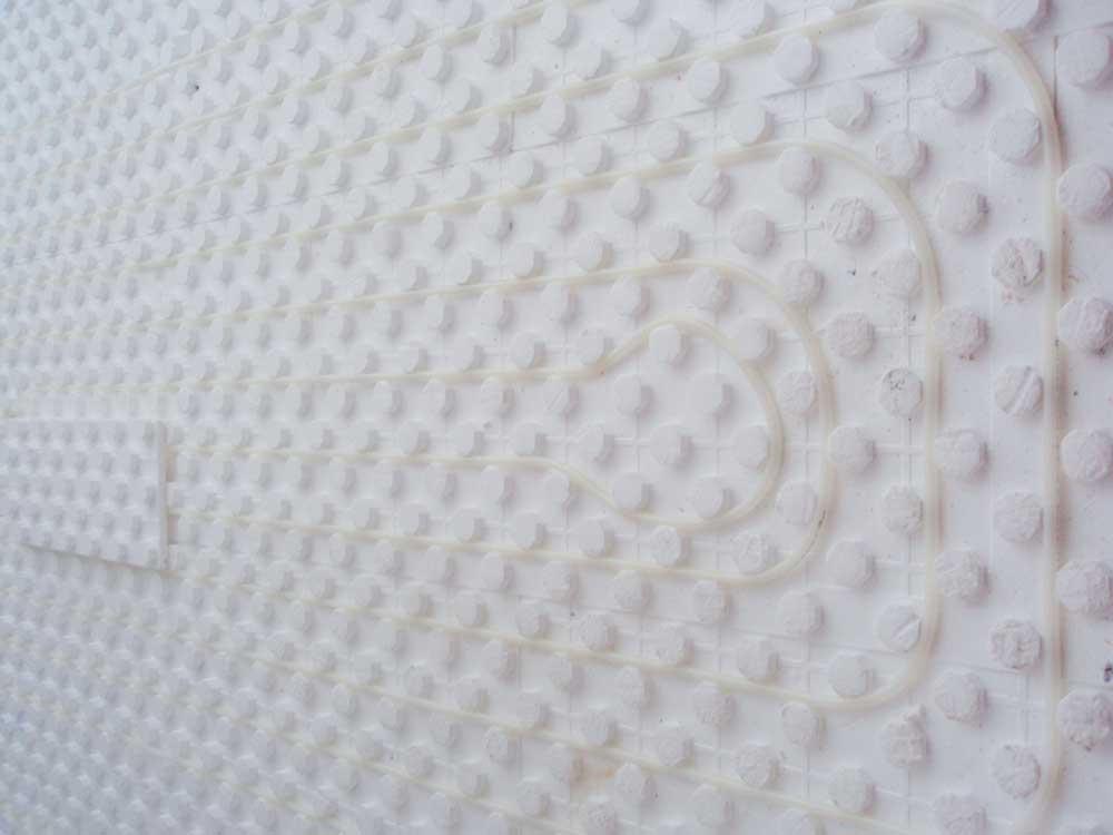 Instalación Calefacción Radiante